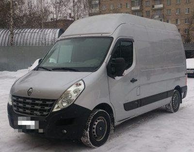 Samochód dostawczy Renault Master 2.3 Diesel