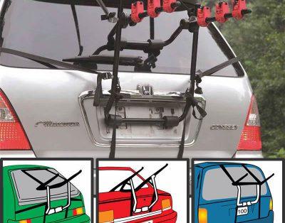 Bagażnik samochodowy na rower
