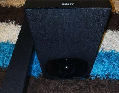 Soundbar Sony HT-NT3