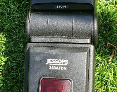 Lampa błyskowa Jessops 360 AFD