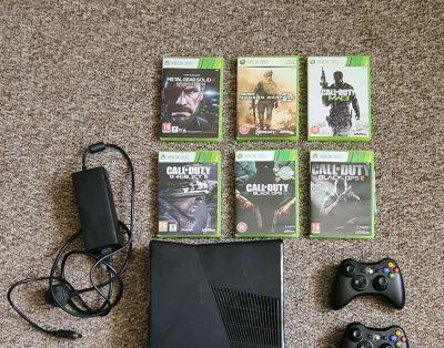 Microsoft Xbox 360, 250 GB