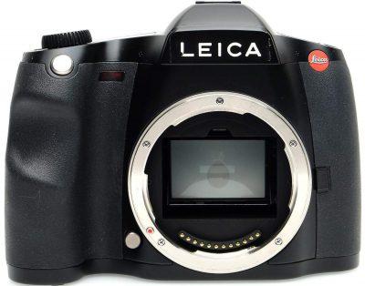 Lustrzanka cyfrowa Leica S 007