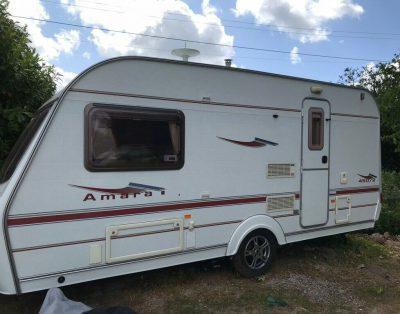 Przyczepa kempingowa Coachman Amara 450/2