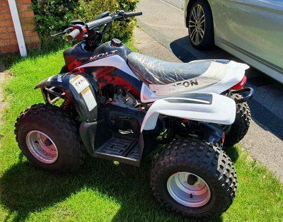 Quad Aeon Kolt 100cc