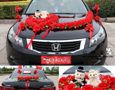 Samochód do ślubu – Honda Accord