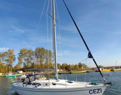 Żaglówka Catalina C36