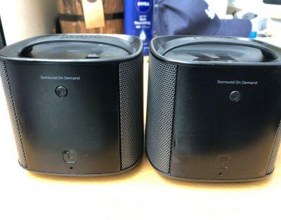 System dźwięku przestrzennego Philips Fidelio E5