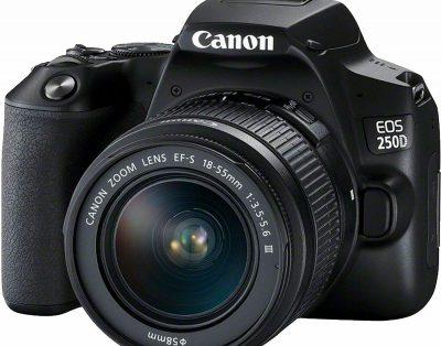 Lustrzanka Canon EOS 250D Digital