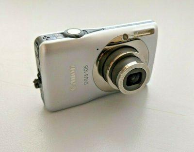 Aparat komapktowy Canon Ixus 105
