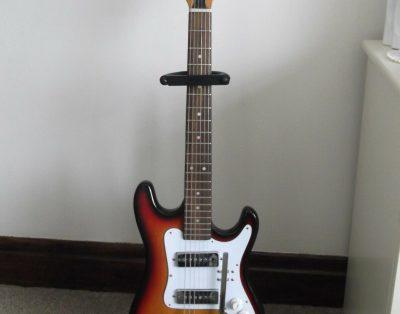 Gitara elektryczna VINTAGE SATELLITE