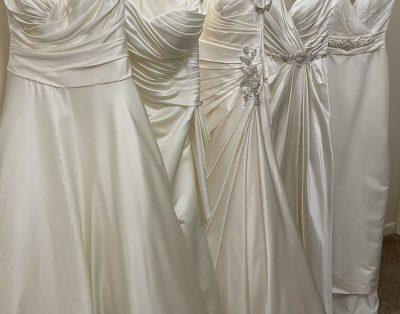 Suknie ślubne – wynajem