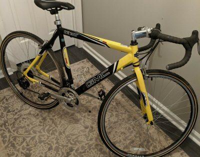 Rower szosowy GMC Denali