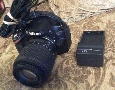 Lustrzanka cyfrowa Nikon D D3200 24.2MP