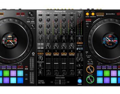 Sprzęt Dj-ski Pioneer DJ DDJ-1000