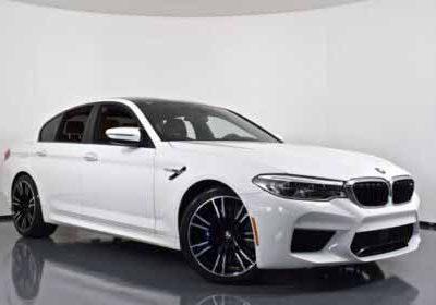 BMW M5 z 2018