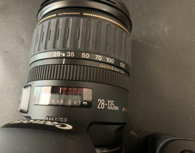 Lustrzanka Canon EOS 7D Digital
