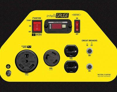 Dwupaliwowy przenośny generator Champion 3800 W