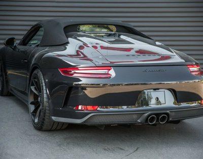 Do ślubu 2019 Porsche 911 Speedster