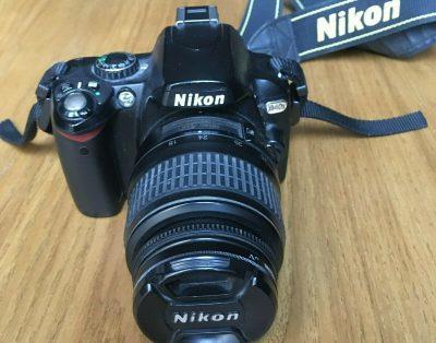 Aparat Nikon D40x Digital SLR