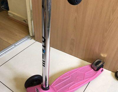 Hulajnoga Maxi Micro różowa
