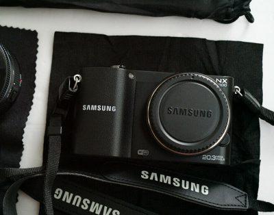Samsung NX1000 20.3MP