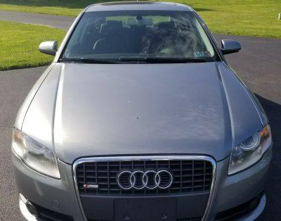Audi A4 2.0T QUATTRO 2008