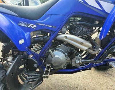 Quad Yamaha Raptor 660 R