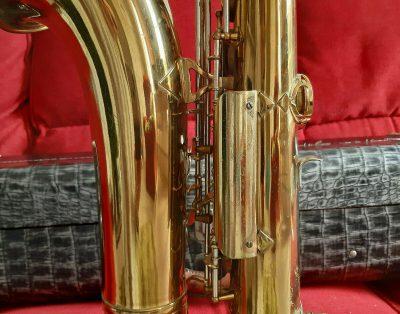 Saksofon tenorowy King Super 20