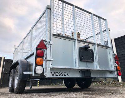 Przyczepa Wessex WG105