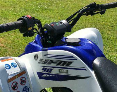Quad Yamaha YFM90
