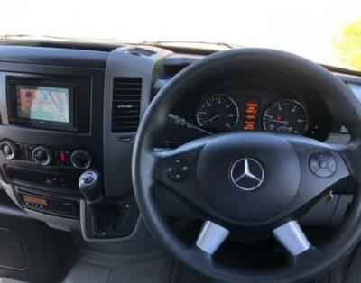 Mercedes-Benz Sprinter EVM 516