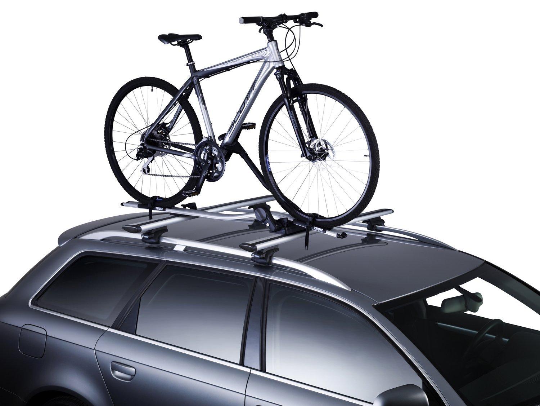Bagażnik Thule 591 – uchwyt rowerowy na dach
