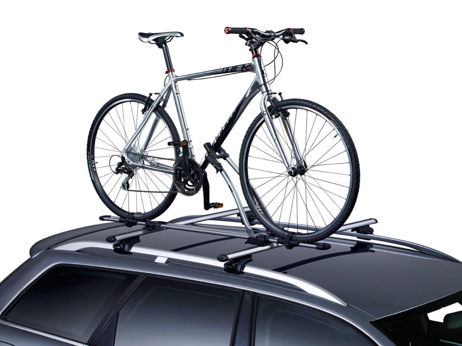 Bagażnik Thule 532 – uchwyt rowerowy na dach