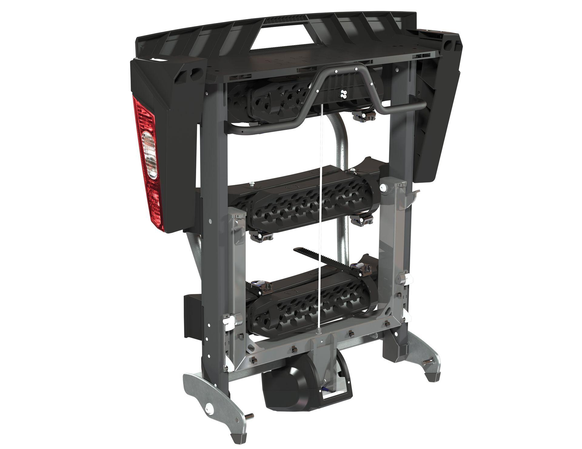YAKIMA Foldclick 3 składany bagażnik na 3 rowery