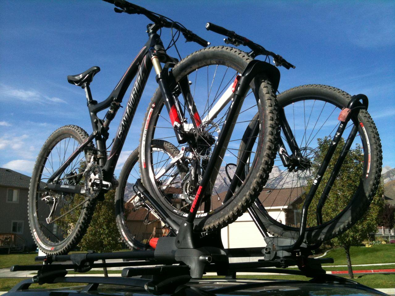 Bagażnik YAKIMA Frontloader – uchwyt rowerowy