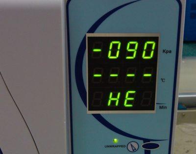 Autoklaw medyczny kl.B 18L SUN18-II