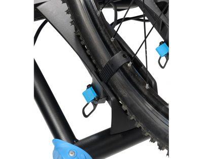 Bagażnik rowerowy na hak 3 rowery