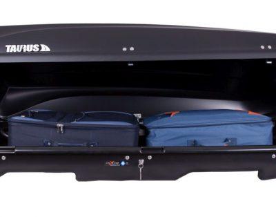 BOX bagażnik dachowy TAURUS Extreme 600 litrów b. duży