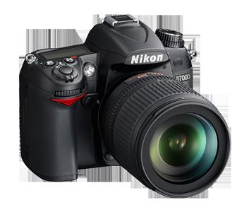 Aparat lustrzanka cyfrowa Nikon D7000