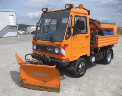 Auto dostawcze multicar