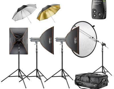 Studio, lampy