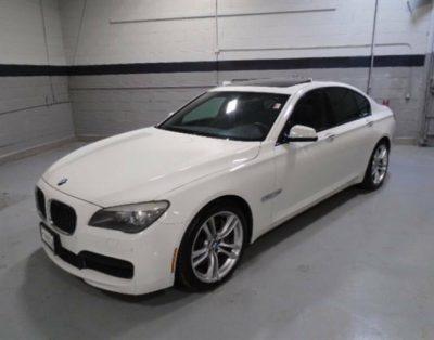 Auto na ślub BMW