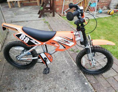 Motorower dla dzieci